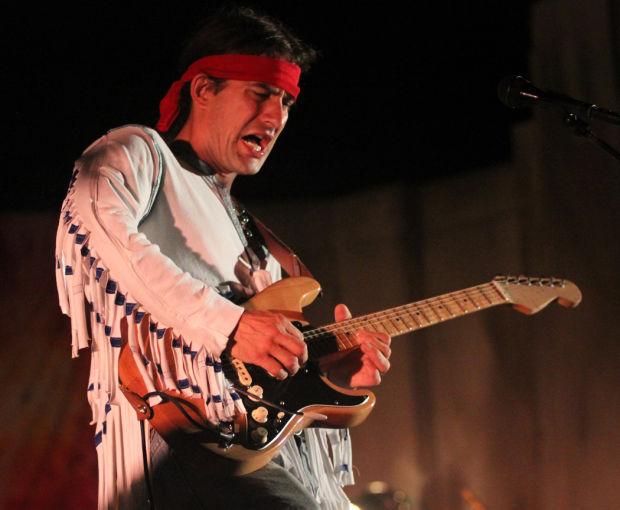 Woodstock tribute concert 22