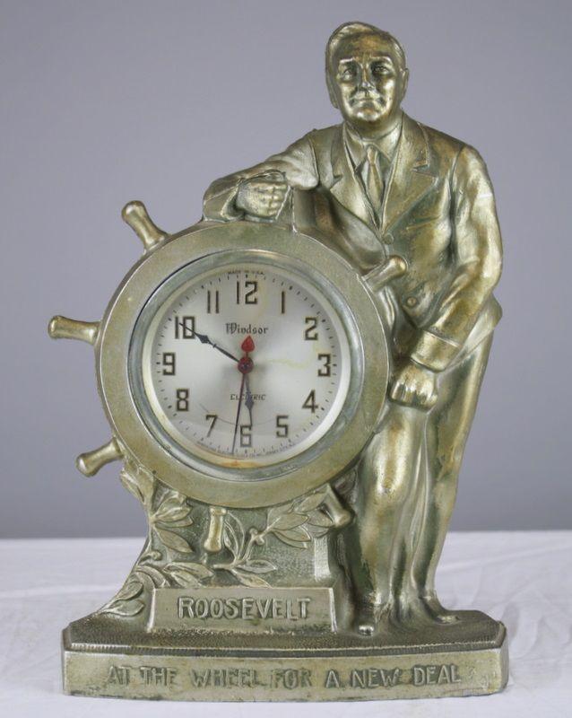Things That Matter: Franklin Roosevelt clock