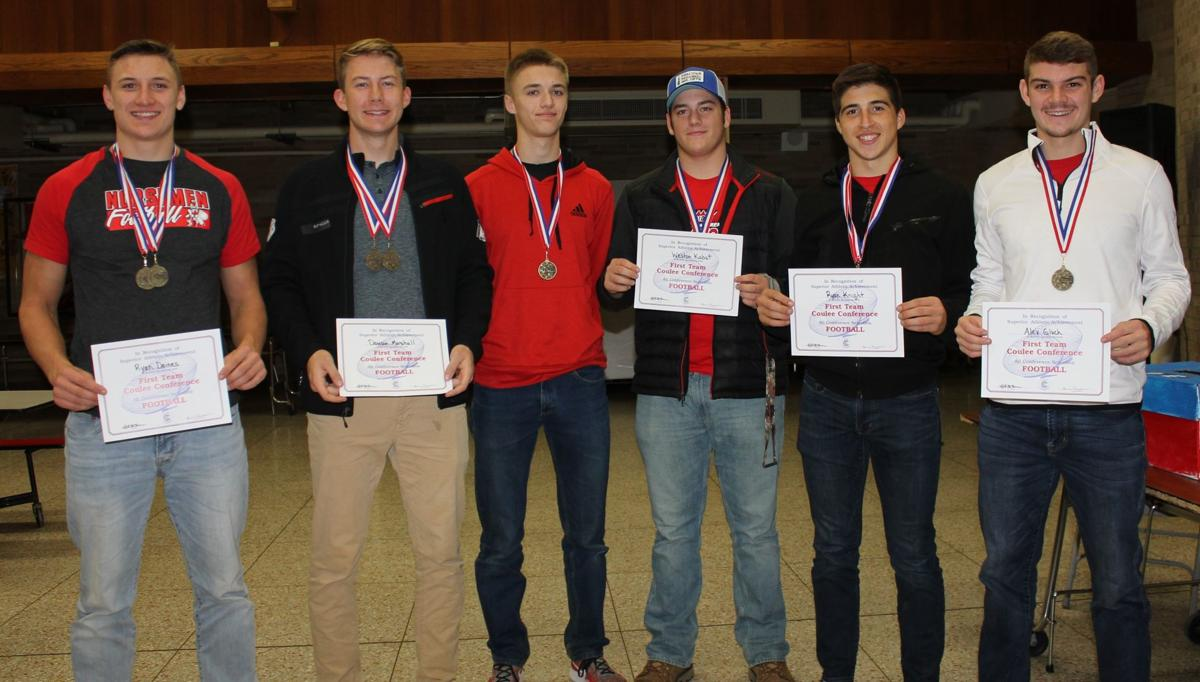 Westby first team Coulee Conference