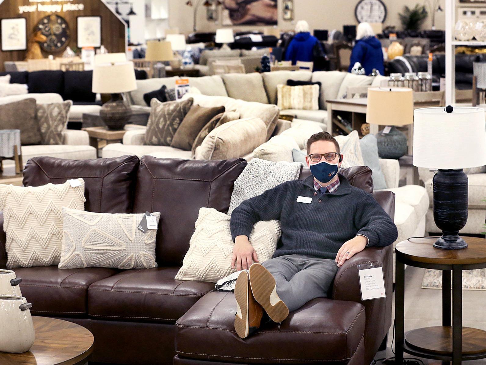 Ashley Furniture Homestore Opens In Former Toys R Us In Onalaska Business Lacrossetribune Com