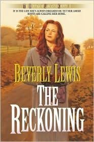 Book cover: 'The Reckoning' by Beverly Lewis