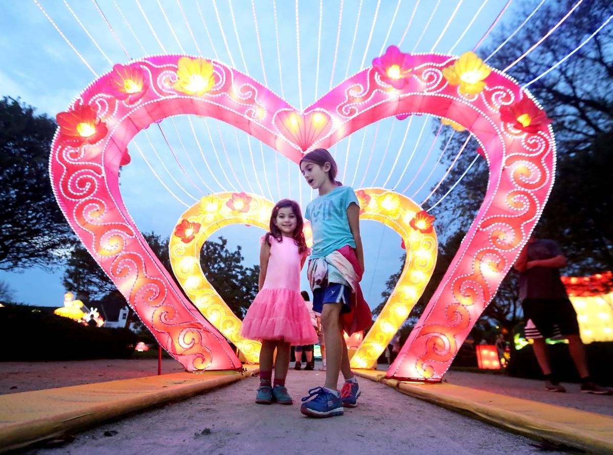 China Lights Creates An Illuminated Phenomenon In Hales Corners State And Regional