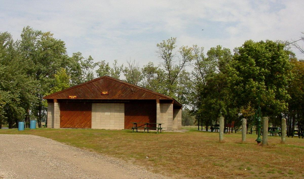 Goose Island getting two new park shelters to replace ones in flood-prone area