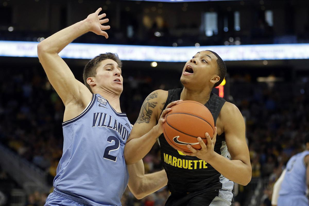 Men S College Basketball Marquette Knocks Off 10th Ranked