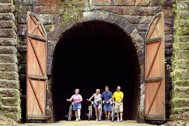 Hometown Icon: Elroy-Sparta Tunnel