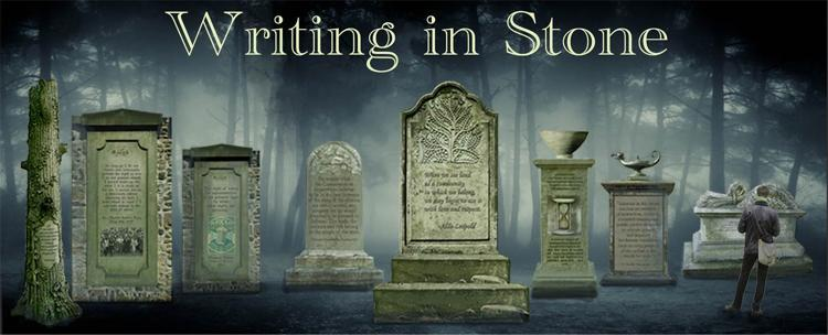 Writing in Stone (Terese Agnew)