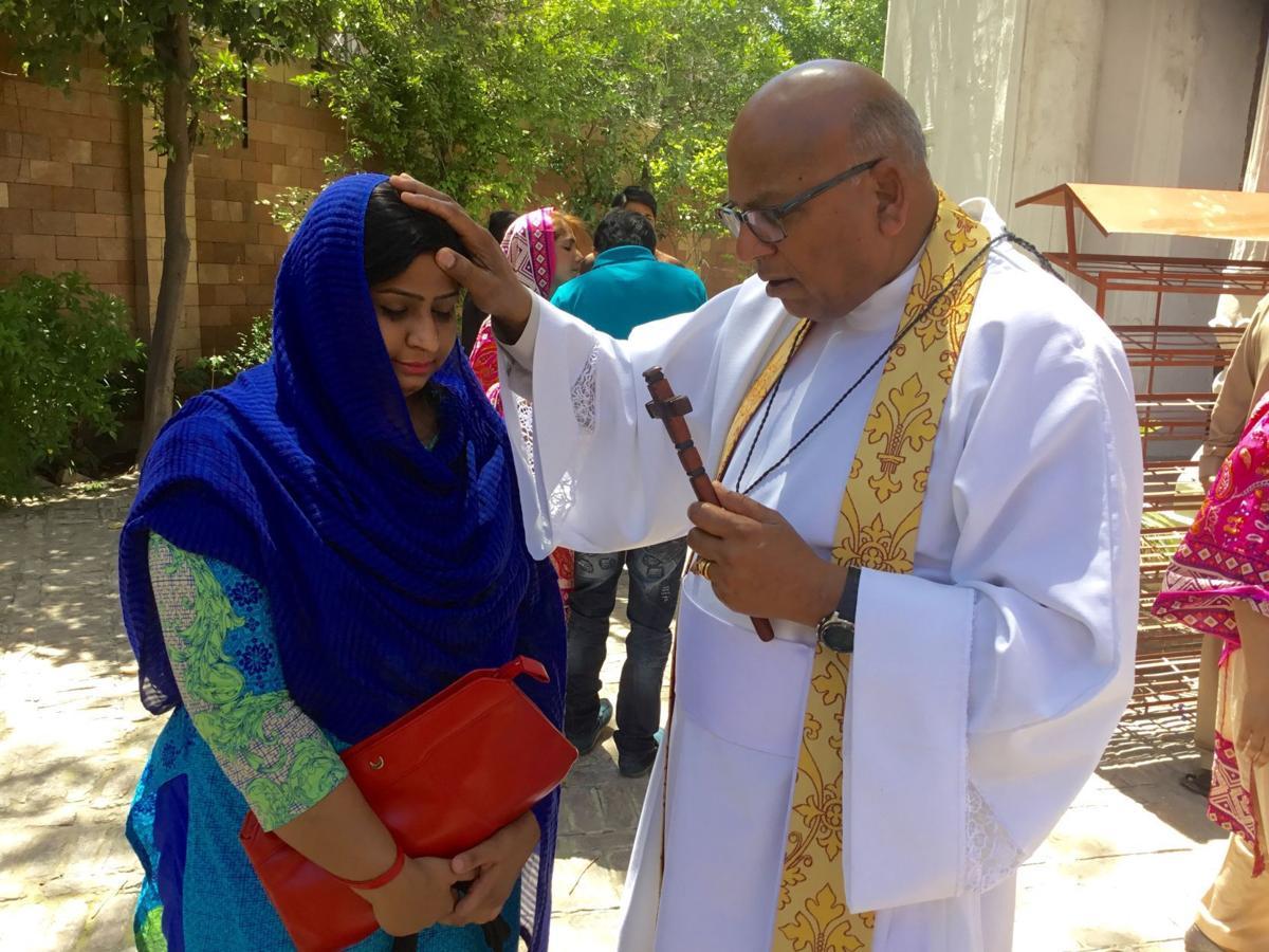 Augustine in Pakistan