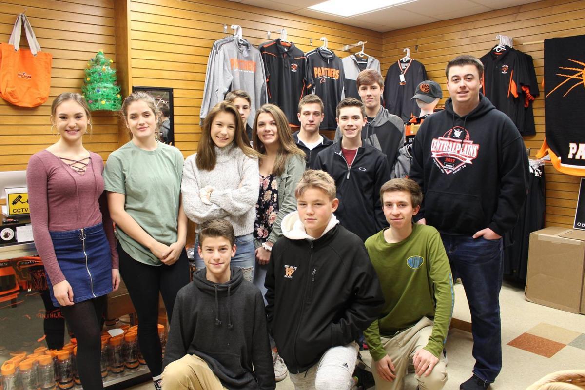 West Salem retail management class