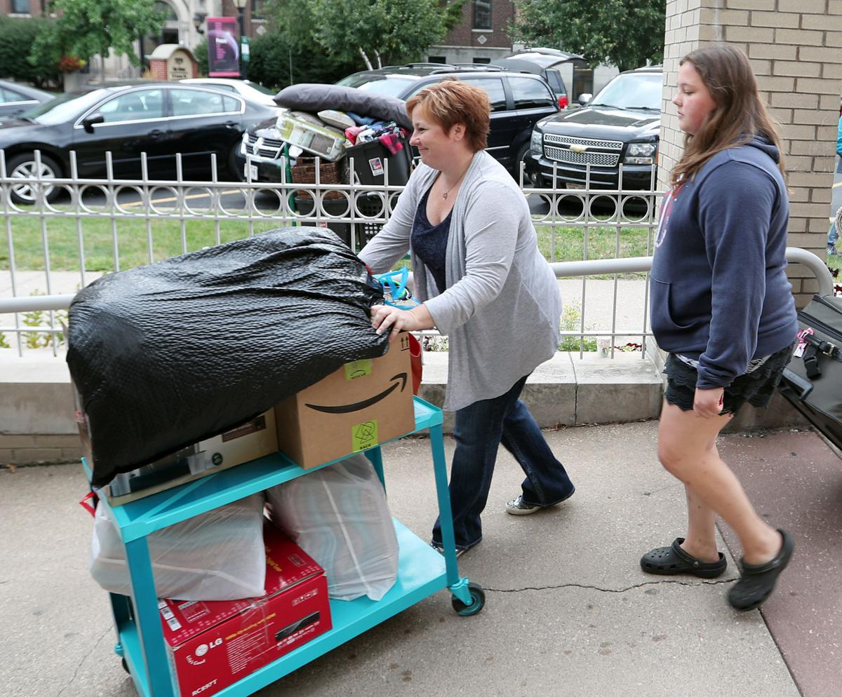 First Generation Move-in