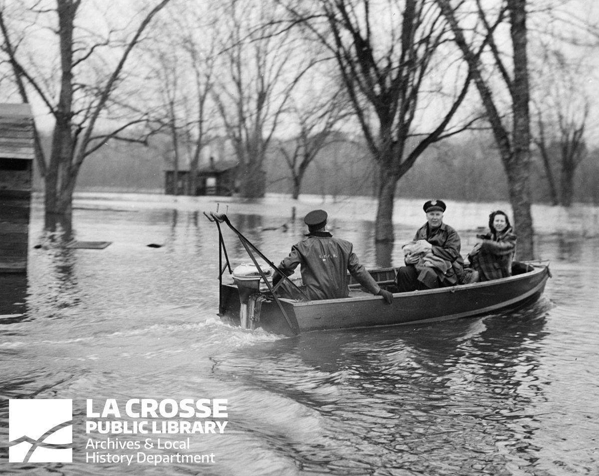 April flood, 1951