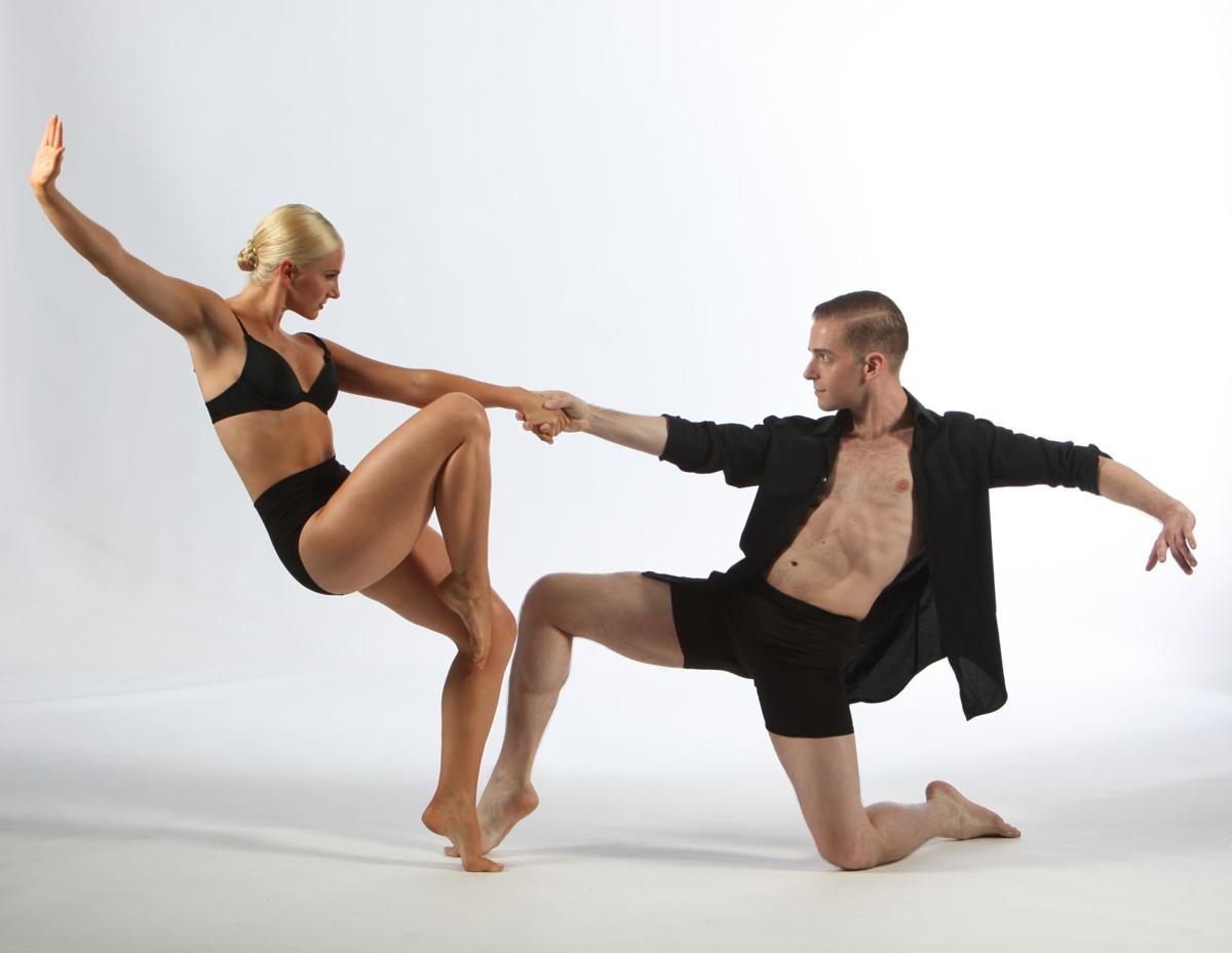 Viterbo Giordano Dance Chicago Infuses Jazz Dance With