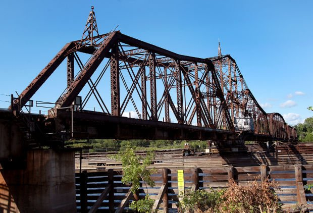 Hometown Icon: Railroad swing bridge