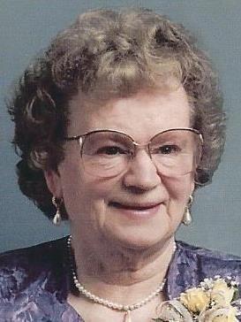 Mildred 'Milly' Ella Aldach
