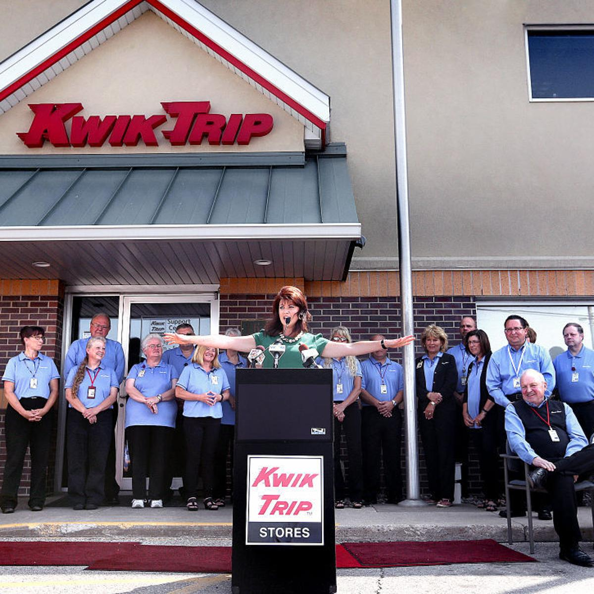 CEO predicts another 50 years of Kwik Trip growth | Local