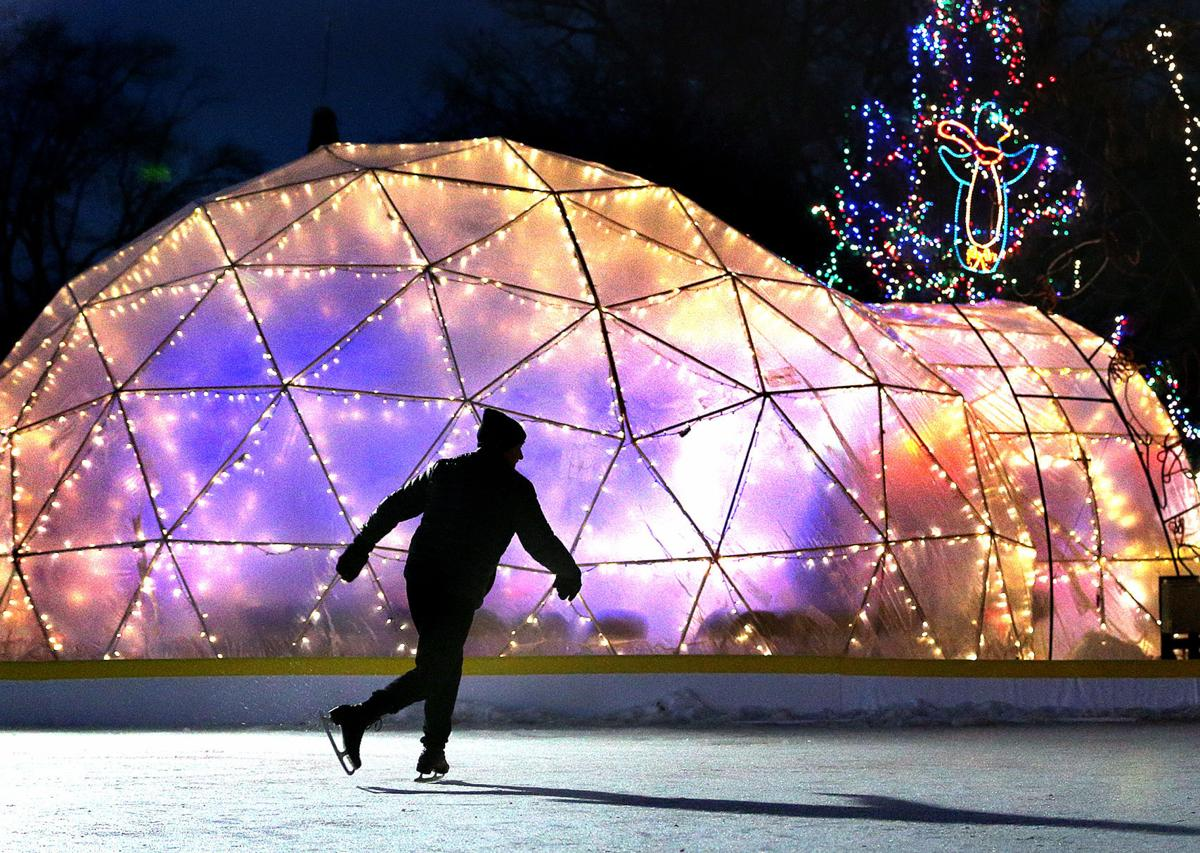 Photos: Rotary Lights display in Riverside Park (copy)