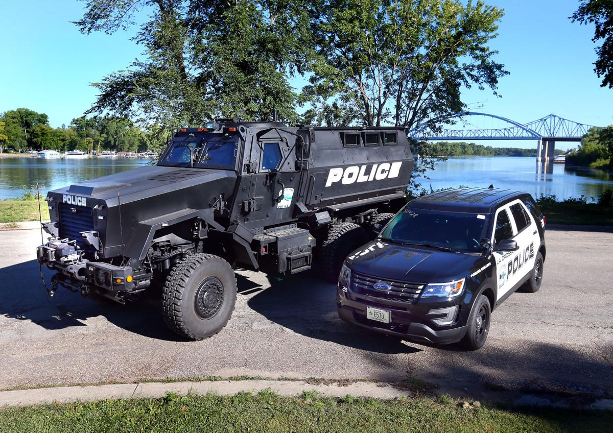 Police rely on training, teamwork and tools — and armored
