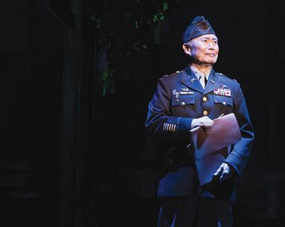 George Takei, WWII Internment Camps, and a Big Musical