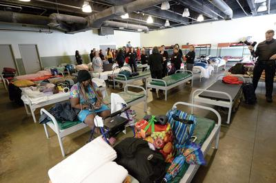 Skid Row's Midnight Mission Now Has Overnight Shelter for Homeless ...