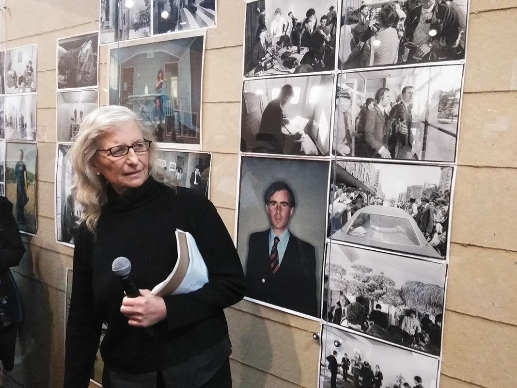 Staff Pick: Best Exhibit Of The Past Year: Annie Leibovitz Show At Hauser & Wirth Los Angeles