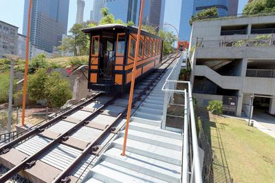 Angels Flight to Reopen by Labor Day
