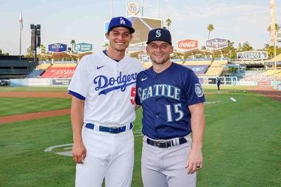 Corey and Kyle Seager