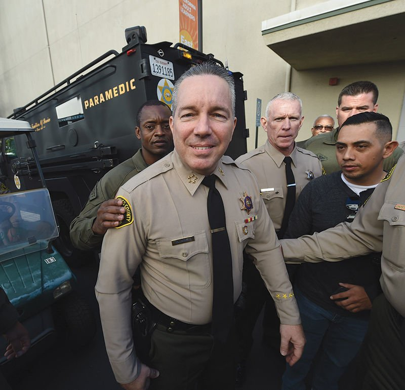 L.A.'s New Sheriff Stumbles at the Start, and It's His Own Fault
