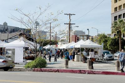 Arts District Farmers Market Moves to Saturdays, Expands