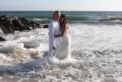 Deisy Suarez-Giles and her husband Keith