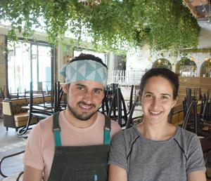 Bestia Owners Aim High With the Middle-Eastern Restaurant Bavel