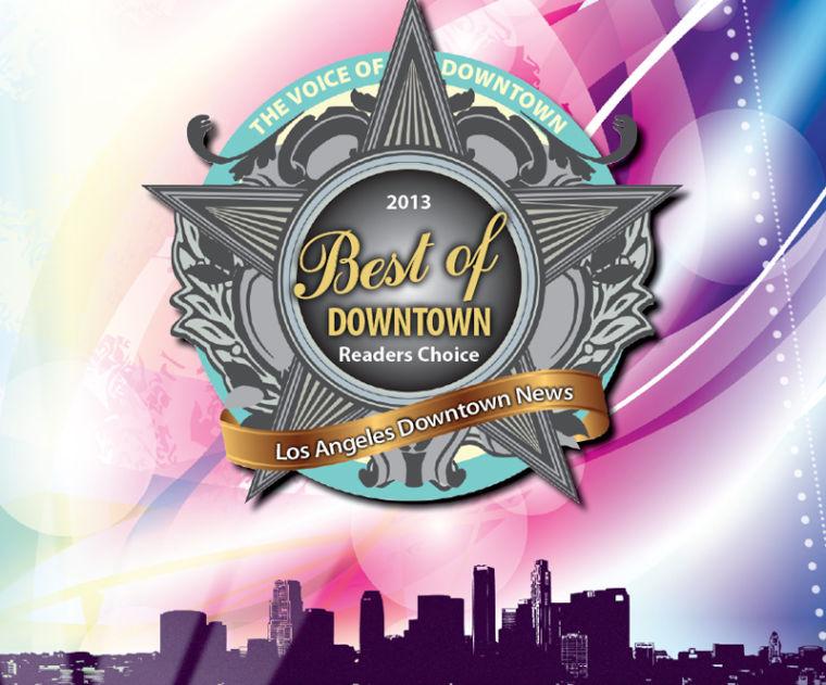 Best of Downtown 2013 Winners