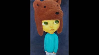 """Bear Boy"""