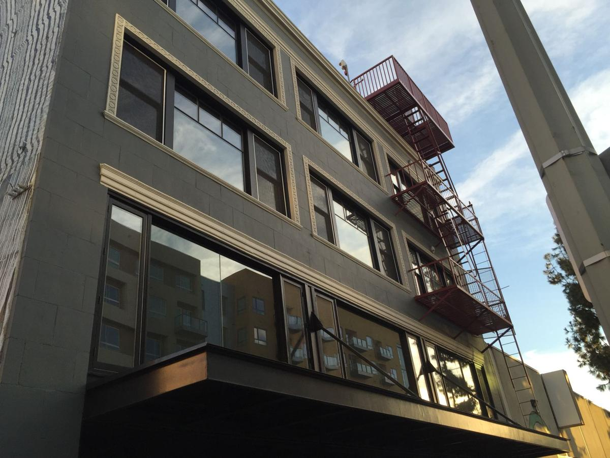 New Apartment Building Goes Small News Ladowntownnews Com