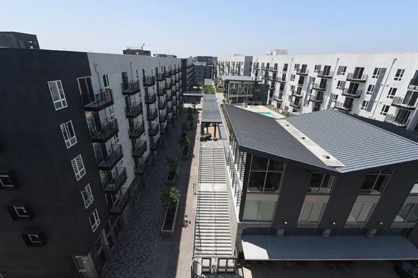 Massive Development The Aliso Takes Roots in the Arts District