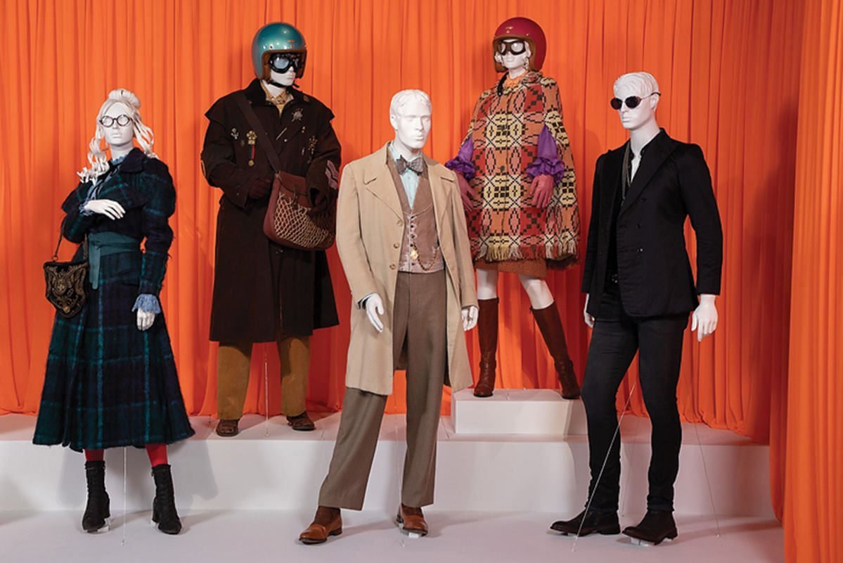 Fidm Looks At The Clothes That Make The Shows Arts And Culture Ladowntownnews Com
