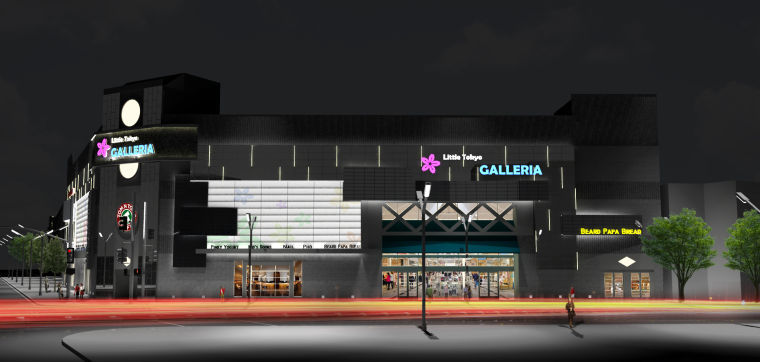 Little Tokyo Mall to Get Major Upgrades