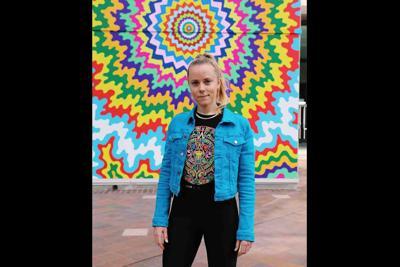 LA-based artist Jen Stark