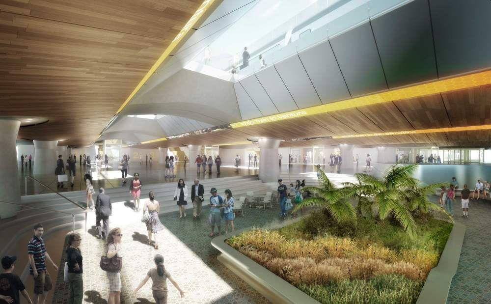 New Renderings for Union Station Renovation