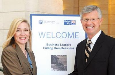 Chamber Launches Plan to Combat Homelessness