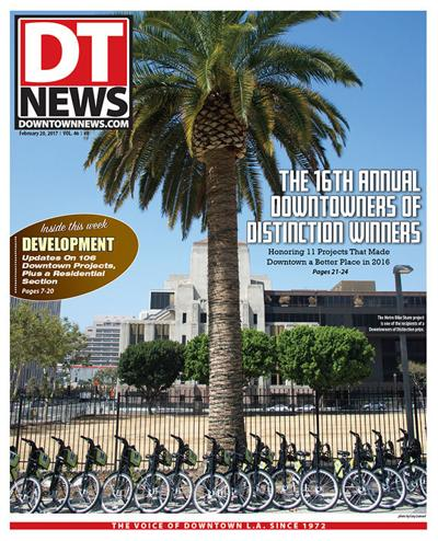 Southland Publishing Buys Los Angeles Downtown News