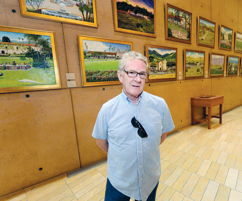 Cathedral Honors a California Saint