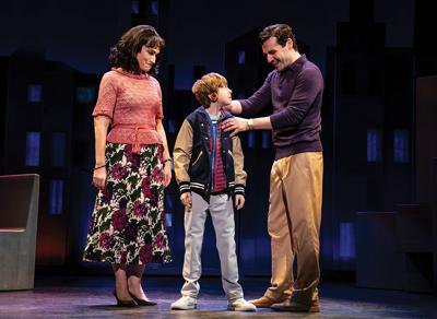 All in the Dysfunctional Family: 'Falsettos,' an Unlikely, Song-Filled Revival, Succeeds at the Ahmanson