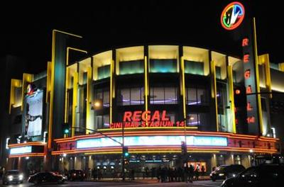 Beer and Wine Coming to Regal Cinemas at L.A. Live