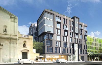 Housing Complex to Break Ground Next to Vibiana