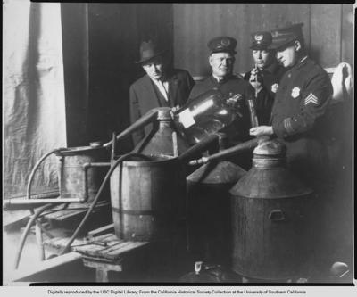 Downtown's Prohibition History