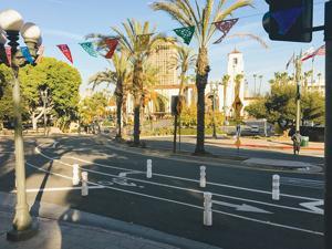 Rancor at El Pueblo  Over Street Plan