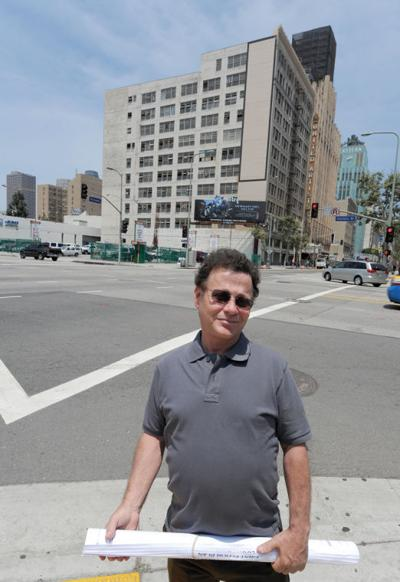 Developer Barry Shy Intends to Turn Two Apartment Buildings Into Condos
