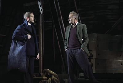Sting's Musical 'The Last Ship' Docks in Downtown