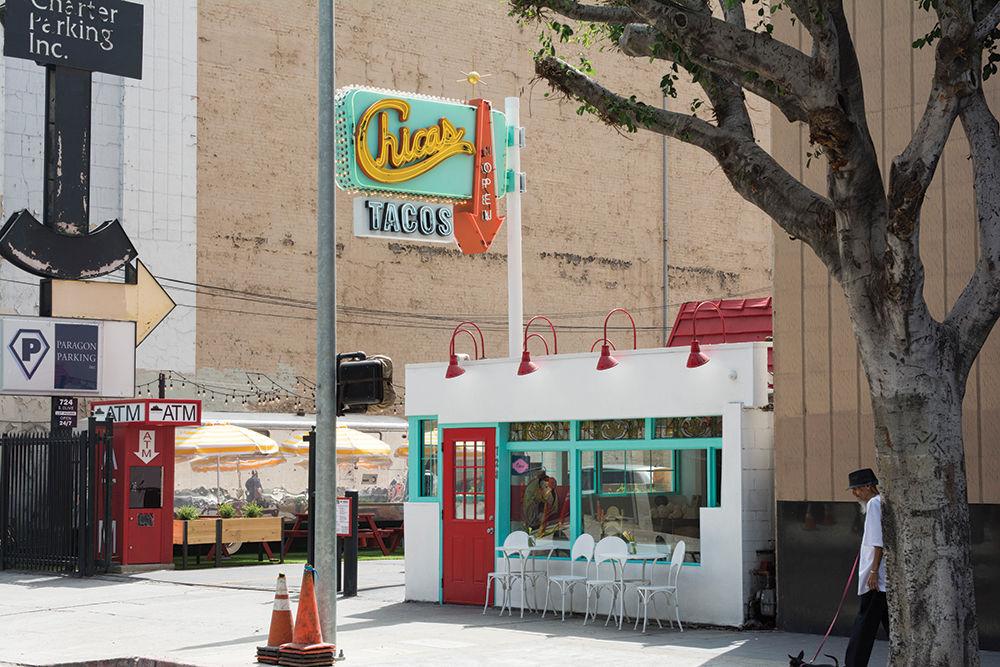 Chicas Tacos Hosts Baja Market L.A. on June 22