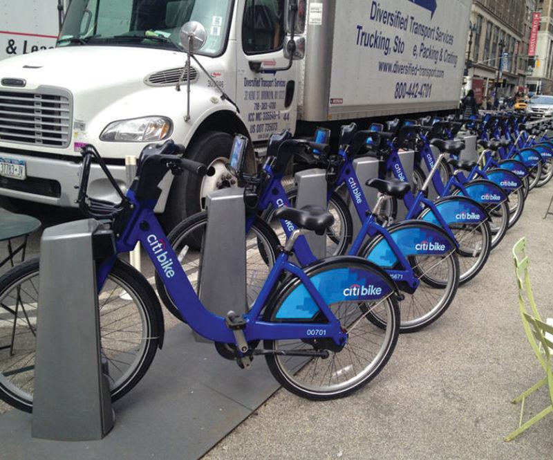 Metro Moves Forward on County Bike Share Program