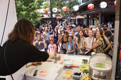 Food Festival Arrives in Little Tokyo (copy)